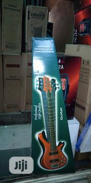 Fender Bass Guitar 5strings   Musical Instruments & Gear for sale in Lagos State, Ojo