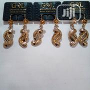 Original GL Ladies Earring 002 (Non Fading) - Gold | Jewelry for sale in Lagos State, Ojodu