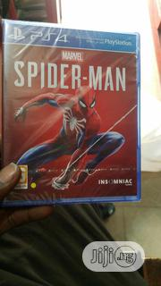 PS4 Marvel Spider-man Insomniacs Games | Video Games for sale in Lagos State, Ikeja