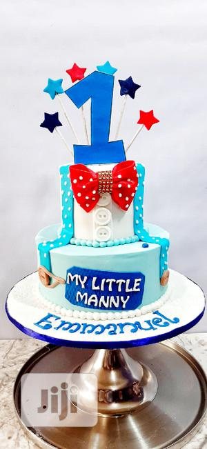 Cool Children Birthday Cakes In Port Harcourt Party Catering Event Funny Birthday Cards Online Alyptdamsfinfo
