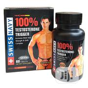 Testosterone Booster Penis Enlargement Supplement | Sexual Wellness for sale in Lagos State, Alimosho