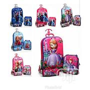 4 In 1 School Bag...Available In Large Quantity.   Babies & Kids Accessories for sale in Lagos State, Lagos Island