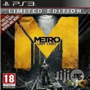 Ps3: Metro Last Light New   Video Games for sale in Lagos State