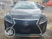 Lexus RX 350 AWD 2019 Black | Cars for sale in Lagos State, Ikeja