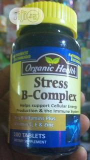 Stress B Complex Daily Essential Multivitamin | Vitamins & Supplements for sale in Lagos State