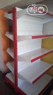 Double Side Super Market Shelf | Furniture for sale in Lagos State, Agboyi/Ketu
