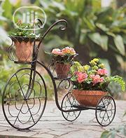 Iron Craft Tricycle Planter For Sale At Affordable Prices | Manufacturing Services for sale in Anambra State, Awka
