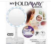 Fold Away Mirror With Light | Tools & Accessories for sale in Lagos State, Alimosho