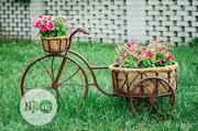 Decorative Vases Holder Tricycle For Homes And Gardens   Home Accessories for sale in Ekiti State, Ado Ekiti