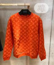 Louis Vuitton Men's Quality Sweatshirt | Clothing for sale in Lagos State, Lagos Island