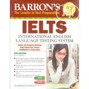 Barron's IELTS (5th Edition) in Port Harcourt | Books & Games for sale in Rivers State, Port-Harcourt