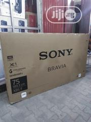 Sony Bravia Smart Android TV 75inchs | TV & DVD Equipment for sale in Lagos State, Ojo