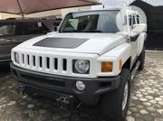 Hummer H3 2009 SUV H3X White | Cars for sale in Lagos State, Lekki Phase 2