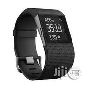 Fitbit Surge GPS Activity Tracking Watch (Large) | Smart Watches & Trackers for sale in Lagos State