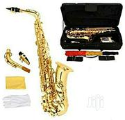 Yamaha Professional Alto Gold Saxophone   Musical Instruments & Gear for sale in Lagos State, Lekki Phase 1