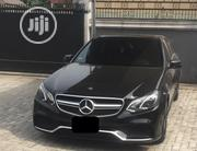 Mercedes-Benz E350 2016 Black | Cars for sale in Rivers State, Port-Harcourt