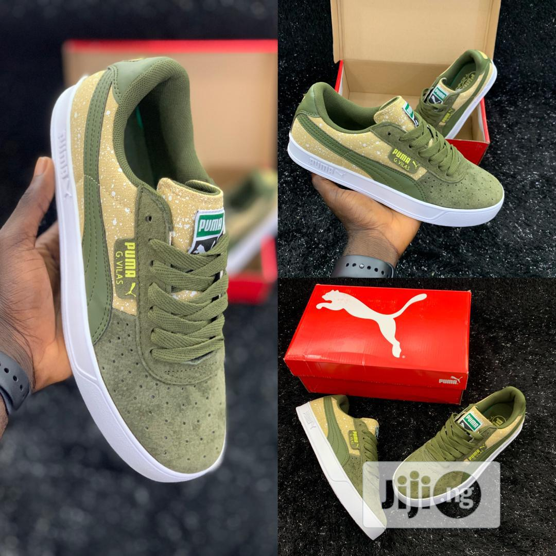 Puma Sneakers Classic | Shoes for sale in Lagos Island, Lagos State, Nigeria