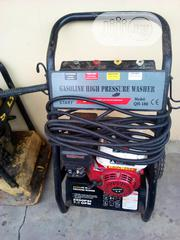New & Strong Gasoline High Pressure Washer. | Garden for sale in Lagos State, Ikeja