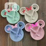 Baby Set Of Plate   Babies & Kids Accessories for sale in Lagos State, Lagos Island