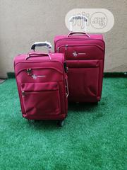 2 in 1 Swiss Polo Quality Luggages | Bags for sale in Adamawa State, Fufore