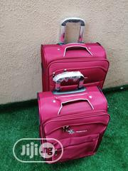 4 Wheeled Durable Trolley Luggages | Bags for sale in Osun State, Aiyedade