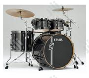 Tama Superstarhyperdrivmaple Drum Sets(5piece)Mgdmidnight Gold Sparkle | Musical Instruments & Gear for sale in Lagos State, Ikeja