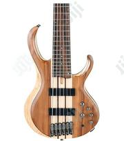 Ibanez BTB746 6-String Electric Bass Guitar Low Gloss Natural | Musical Instruments & Gear for sale in Lagos State, Ikeja