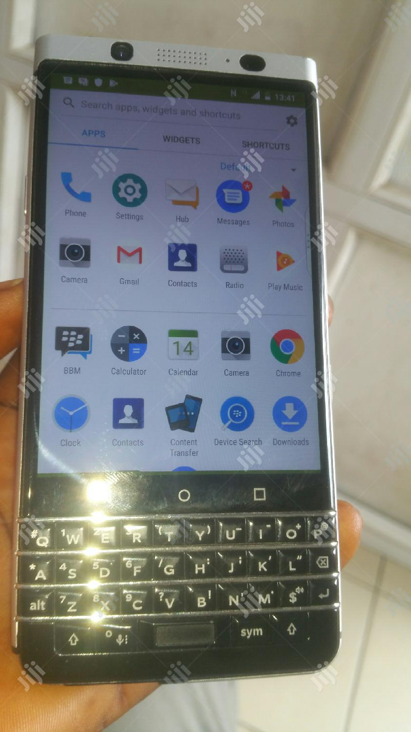 BlackBerry KEYone 32 GB Black | Mobile Phones for sale in Wuse 2, Abuja (FCT) State, Nigeria