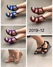 Fang Kenneth Wedge Sandal | Shoes for sale in Lagos State, Lagos Island