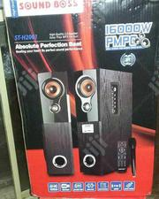 Sound Boss Powerful Home Theater | Audio & Music Equipment for sale in Lagos State, Ojo
