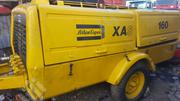 Newly Arrived Tokunbo XAS 160 ATLAS Copco Air Compressor Deutz Engine   Heavy Equipment for sale in Lagos State, Apapa