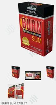 Burn Slim Capsules | Vitamins & Supplements for sale in Lagos State, Shomolu