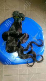 100% Peruvian Body Wavy Human Hair | Hair Beauty for sale in Lagos State, Ojodu