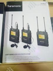 Saramonic UHF Wireless Microphone. RX9+TX9+RX9 Package.   Audio & Music Equipment for sale in Lagos State, Ojo