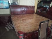 Executive Italian Bed Set With Walldrobe With Dressing Mirror In Abuja | Furniture for sale in Abuja (FCT) State, Garki 2
