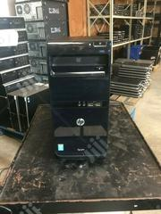 New Desktop Computer HP 8GB Intel Pentium HDD 500GB | Laptops & Computers for sale in Lagos State, Ikeja