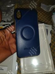 iPhonexsmax Otterbox Symmetry+ Pop Socket | Accessories for Mobile Phones & Tablets for sale in Lagos State, Ikeja