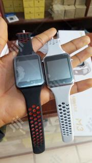 M3 Smartwatch Sim & Mcard Enabled | Smart Watches & Trackers for sale in Lagos State, Ikeja