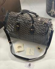 Goyard Handcarry Traveling Bag Available as Seen Order Yours Now | Bags for sale in Lagos State, Lagos Island