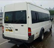 Clean Ford Transit 2005 White | Buses & Microbuses for sale in Lagos State, Agege