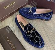 """Gucci Loafers """"Blue Suede"""" 