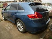 Toyota Venza 2010 AWD Blue | Cars for sale in Lagos State, Isolo