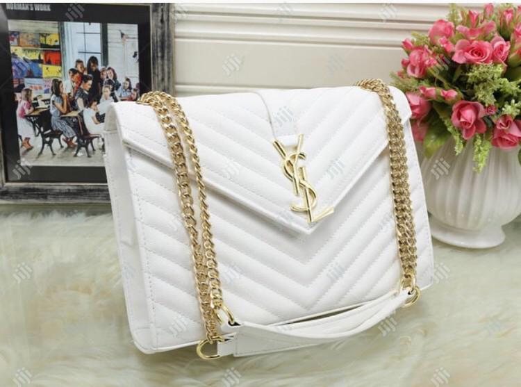 YSL Females Handbag Available as Seen Order Yours Now