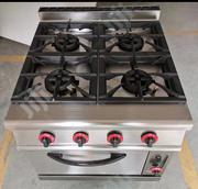Gas Cooker With Oven 4 Burners | Kitchen Appliances for sale in Lagos State, Lekki Phase 1