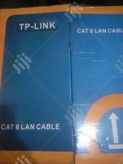 Tp Link Cat6 Network Cable | Accessories & Supplies for Electronics for sale in Lagos State, Ikeja