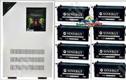 5kva 48v Inverter Installation With SINERGY Batteries | Electrical Equipment for sale in Lagos State, Ikoyi