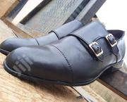 Black MONK STRAP Men Shoes   Shoes for sale in Lagos State, Amuwo-Odofin