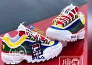 Fila Chunky Sole Sneakers | Shoes for sale in Lagos State
