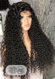 Ladies Formal Wave Curl Hair With Frontal   Hair Beauty for sale in Lagos State, Lagos Island