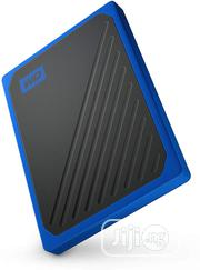 WD 1TB My Passport Go Cobalt Ssd Portable External Storage | Computer Hardware for sale in Lagos State, Ikeja